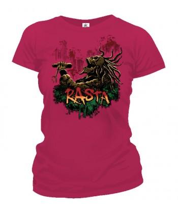 Tričko dámske - Rasta