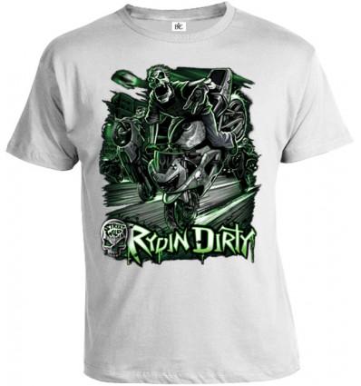 Tričko pánske - Rydin Dirty