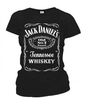 Tričko dámske - Jack Daniels