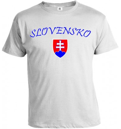 Tričko pánske - Slovensko