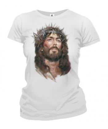 Tričko dámske - Ježiš Kristus