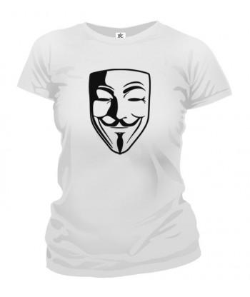 Tričko dámske - Anonymous