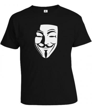Tričko pánske - Anonymous