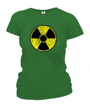 Tričko dámske - Radioactive
