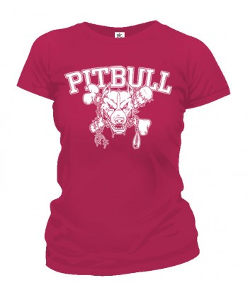 Tričko dámske - PitBull 3
