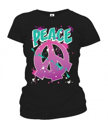Tričko dámske - Peace 2