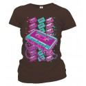 Tričko dámske - Neon Kazety