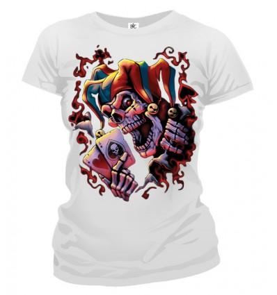 Tričko dámske - Joker