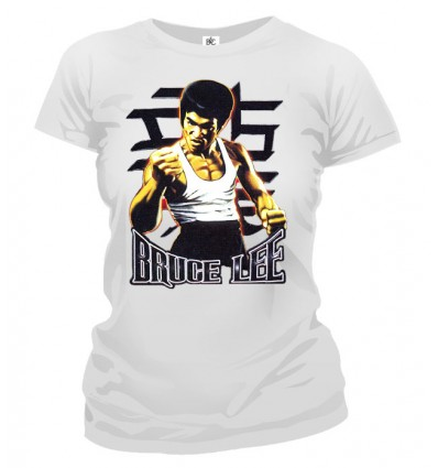 Tričko dámske - Bruce Lee