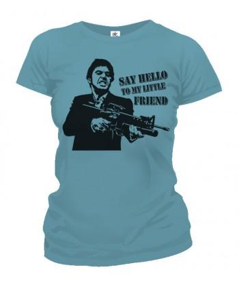 Tričko dámske - Al Pacino Scarface
