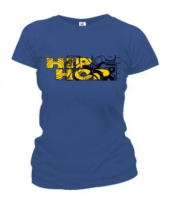 Tričko dámske - Hip-Hop Music