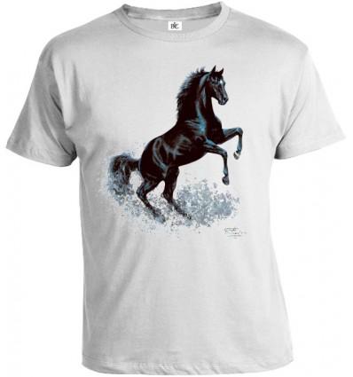 Tričko pánske - Čierny Kôň