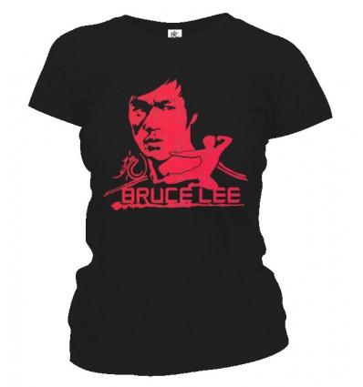 Tričko dámske - Bruce Lee 2