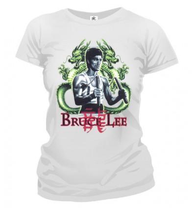 Tričko dámske - Bruce Lee 3