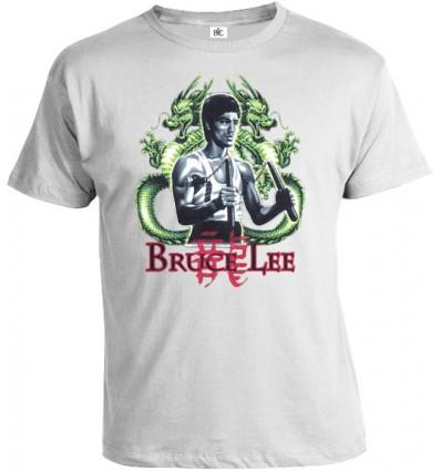 Tričko pánske - Bruce Lee 3