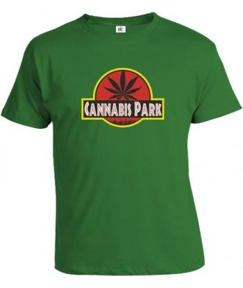 Tričko pánske - Cannabis Park