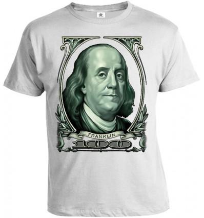 Tričko pánske - 100 dolárov