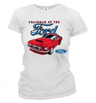 Tričko dámske - Ford Mustang 2