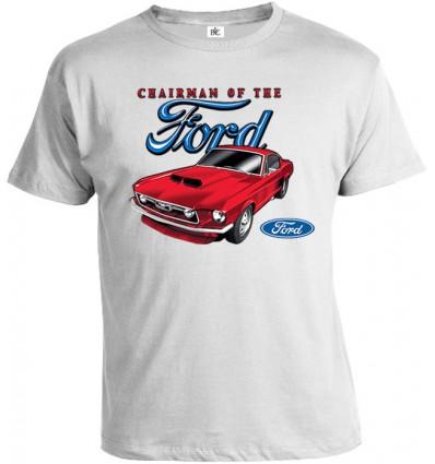 Tričko pánske - Ford Mustang 2