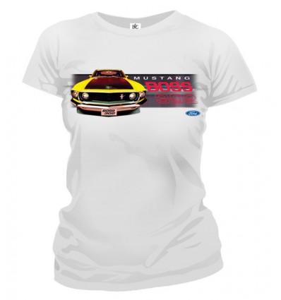 Tričko dámske - Mustang Boss