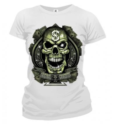 Tričko dámske - Original Gangster