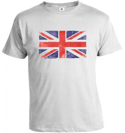 Tričko pánske - Anglická vlajka