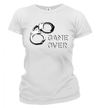 Tričko dámske - Game Over 3