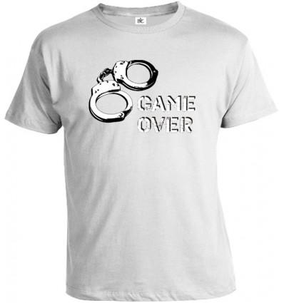 Tričko pánske - Game Over 3