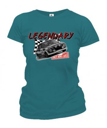 Tričko dámske - Legendary 130RS