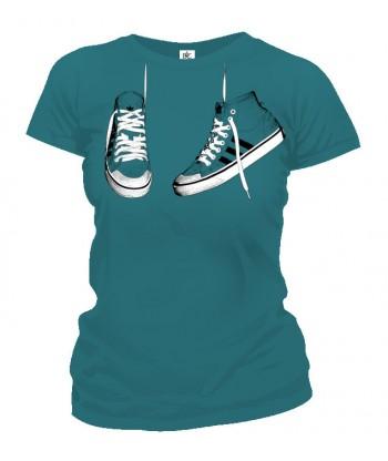 Tričko dámske - Tenisky