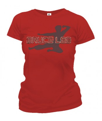 Tričko dámske - Bruce Lee 4