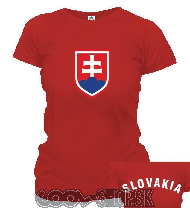 64d0361257e7f Tričko dámske - Slovakia · Tričko dámske - Slovakia ...