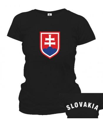 Tričko dámske - Slovakia