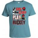 Tričko pánske - Eat Sleep Hockey