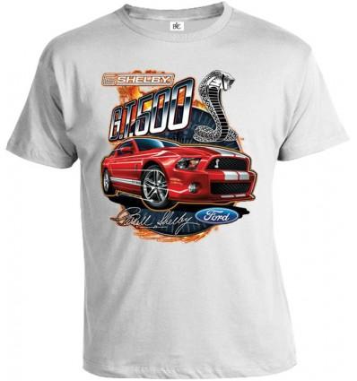 Tričko pánske - Shelby GT500