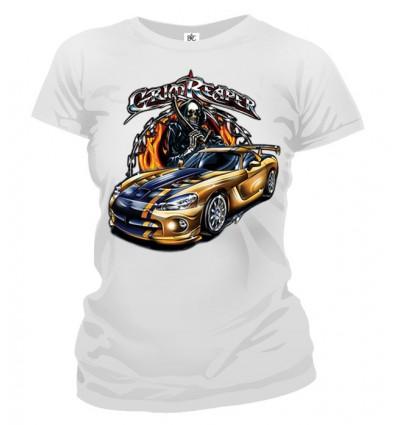 Tričko dámske - Dodge Viper