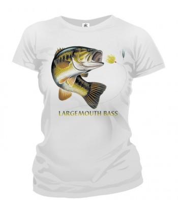 Tričko dámske - Ryba