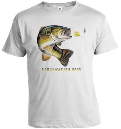 Tričko pánske - Ryba