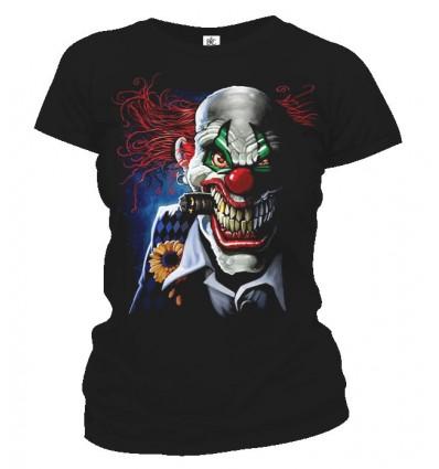 Tričko dámske - Klaun