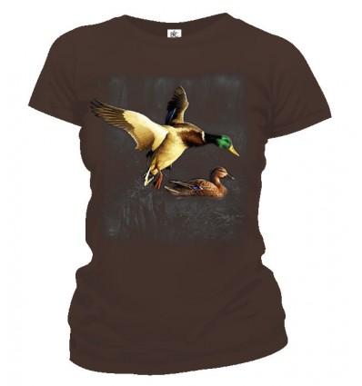 Tričko dámske - Kačice