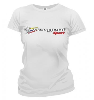 Tričko dámske - Peugeot Sport
