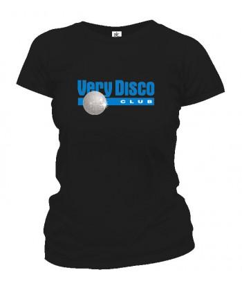 Tričko dámske - Very Disco
