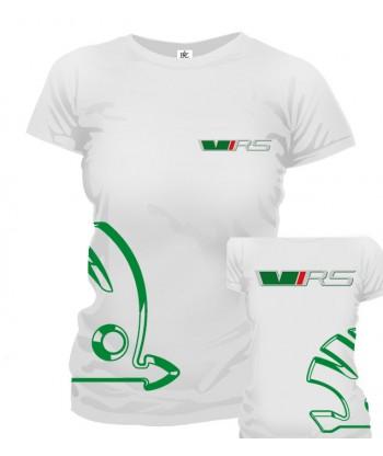 Tričko dámske - Škoda RS