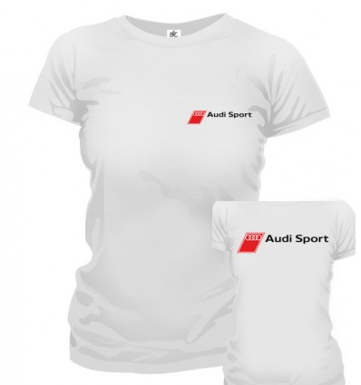 Tričko dámske - Audi Sport