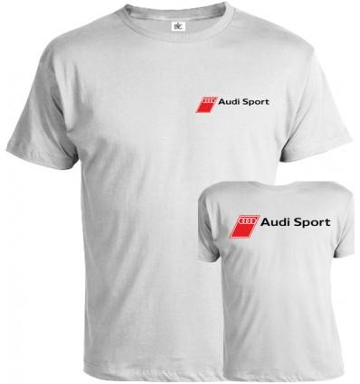 Tričko pánske - Audi Sport