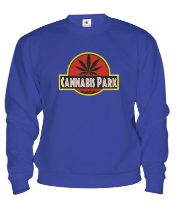 Mikina - Cannabis Park