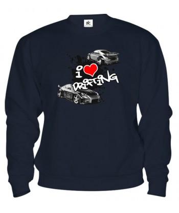 Mikina - I Love Drifting