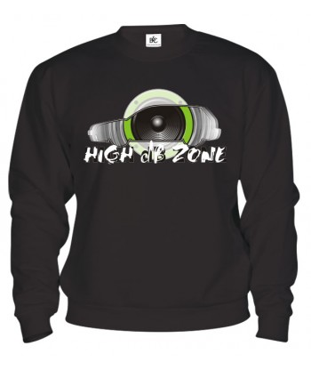 Mikina - High dB Zone