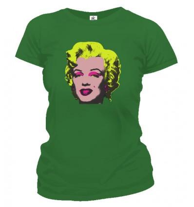 Tričko dámske - Marilyn Monroe