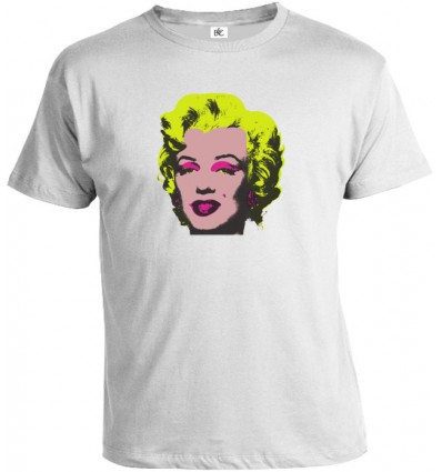 Tričko pánske - Marilyn Monroe